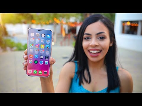 iPhone 8 Features Wishlist!