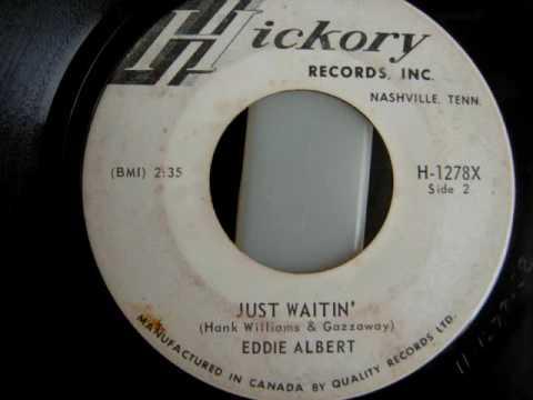 Eddie Albert - Just Waitin'