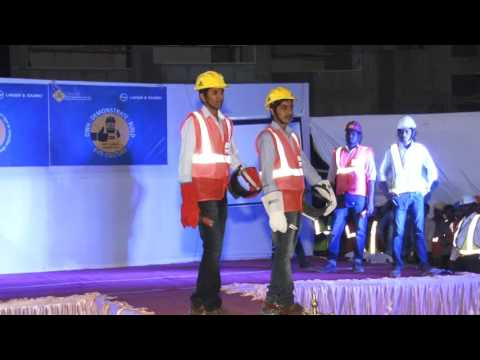 L&T Realty Fashion Show on PPE
