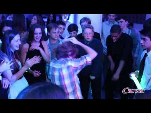 Bar Mitzvah DJ Chicago IL | Charizma Entertainment | Emcee Daniel Bat Mitzvah