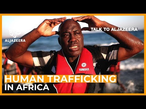 Gambia: The business of human trafficking - Talk to Al Jazeera