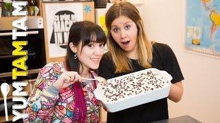 """Brownie Lasagne // Backen mit """"Mutti kocht am besten"""" // #yumtamtam"""
