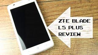 ZTE Blade L5 Plus : 100€ China Phone - Review - Deutsch