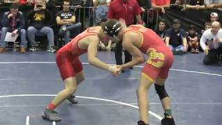 Spencer Lee vs. Nick Suriano - 2013 Super 32 Finals