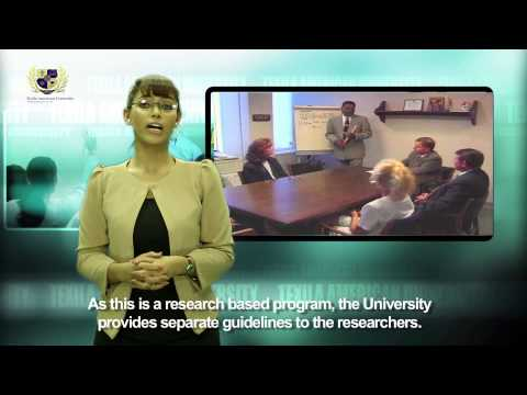 Texila American University - School of Business Management (Online MBA, BBA Related Programs)