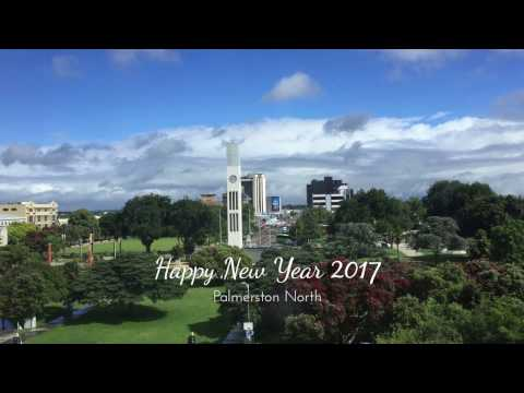 Trip Journal // 2017 New Year @ Palmerston North, New Zealand