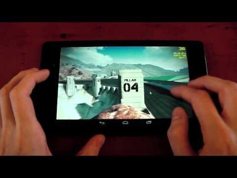 Nexus 7 (2013) - Gaming Performance - Detailed
