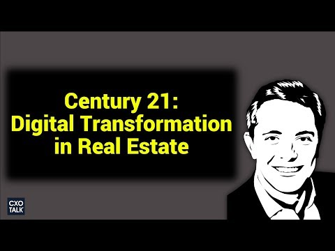 Century 21 Real Estate: Customer Experience with Data and Analytics (CXOtalk #264)