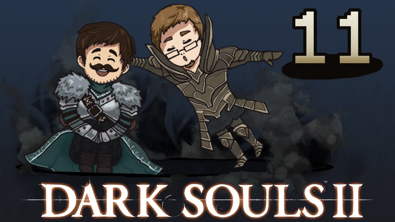Download Dark Souls 2 - Part 11 - Fall of Mytha, The Baneful Queen // Last Game
