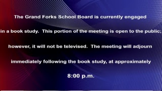 GFPS School Board Meeting November 13, 2018