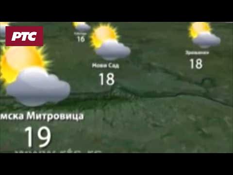 Vremenska Prognoza Za 30 Maj 2014