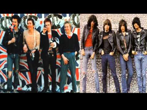Ramones Sex Pistols 58