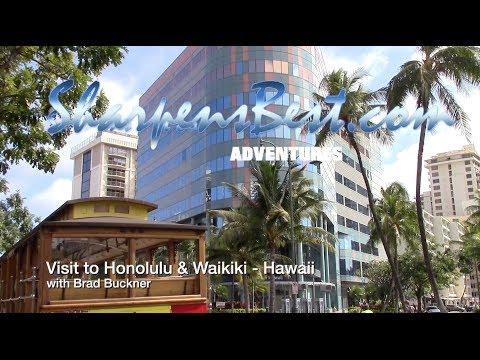 Visit Waikiki Hawaii Tour
