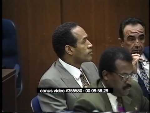 OJ Simpson Trial - February 21st, 1995 - Part 4