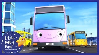 Colour Bus + More!   Little Baby Boogie   LBB   Baby Songs
