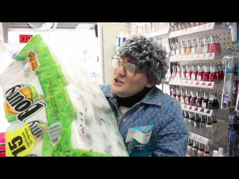 Russian Grandma goes to Pharmacy - Special Guest Lawrence Yakobzon