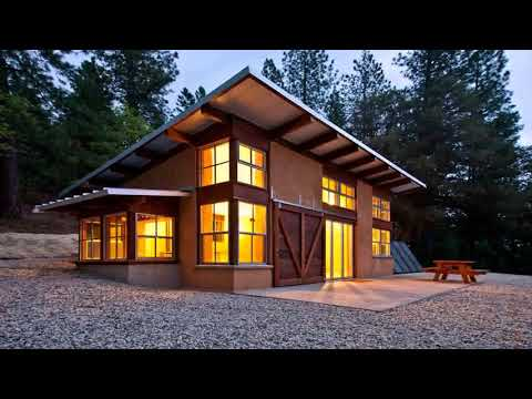 Small House Design Shed Roof