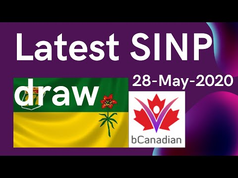 sinp-latest-eoi-draw;-easiest-canada-immigration-pathway