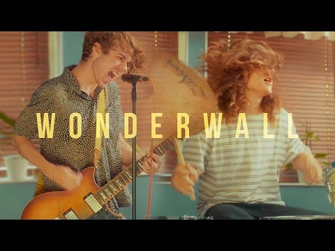 Oasis - Wonderwall [Rock Cover By Twenty One Two]