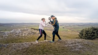 Jessi Schadko | Female Pro-Boxer 🥊