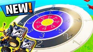 *NEW* TARGET OVERTIME SHOOTOUT in Fortnite PLAYGROUND V2 MODE! - Fortnite Battle Royale
