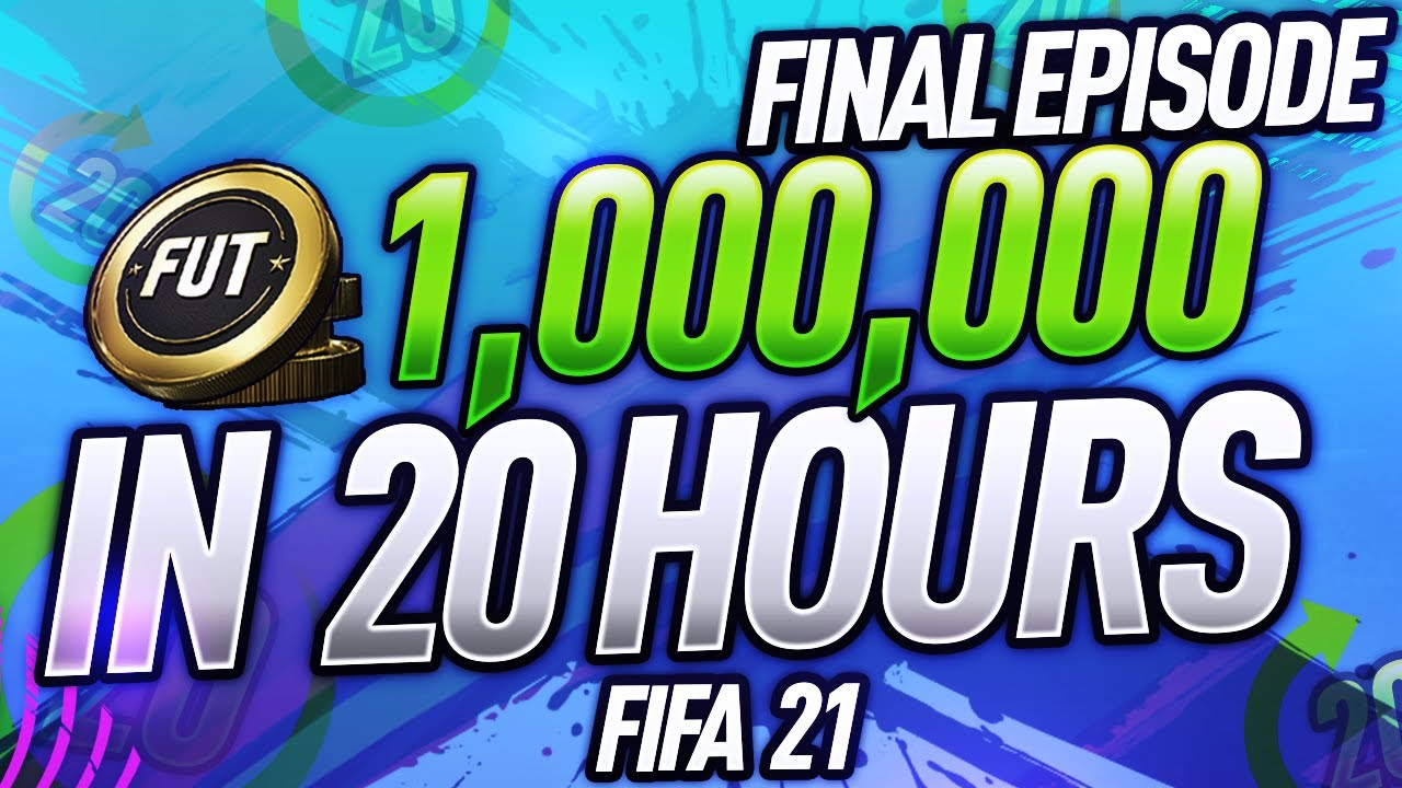 0 TO 1,000,000 IN 20 HOURS FIFA 21 | FINAL EPISODE