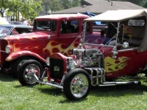 Amherstburg Car Show