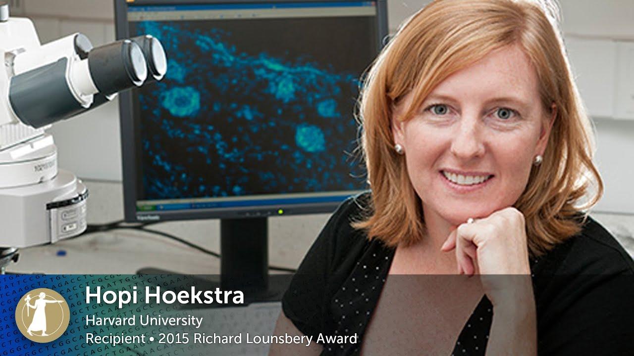 2015 LOUNSBERY LECTURE: HOPI HOEKSTRA