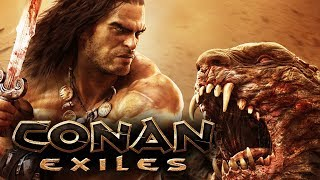 CONAN EXILES : Conferindo o Game (Early Access)