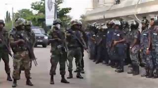 Ghana Armed Force - No soldier has brutalised any civilian along Aflao border