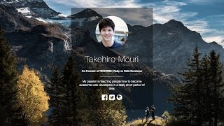 Introduction to HTML/CSS - Creating a Simple Personal Resume Introduction