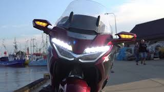 Honda GL1800 GoldWing Tour DCT 2018 - TEST