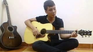 Chuyện chàng cô đơn-guitar cover
