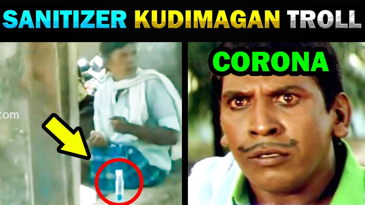 SANITIZER KUDIMAGAN TROLL - TODAY TRENDING