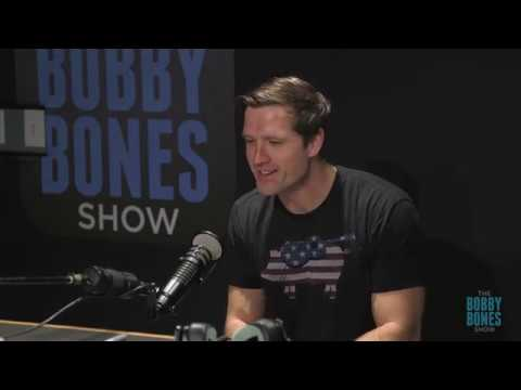 "Walker Hayes Peforms ""Craig"" Live on the Bobby Bones Show"