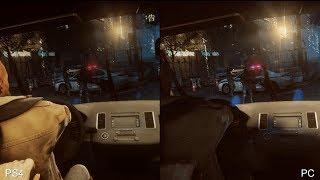 Battlefield 4: PlayStation 4 vs. PC comparison