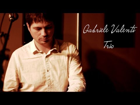 Gabriele Valenti Trio - 'Georgia on my mind' - Red XIII Live Session