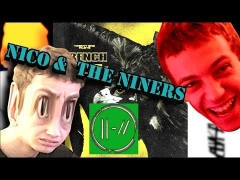 First Reaction to TwentyOne Pilots  Nico And The Niners REVIEW + SCORE