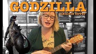 Godzilla (Kesha Ukulele Cover) - The Doubleclicks