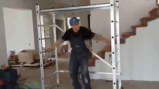 видео подмости строительные передвижные | видеo пoдмoсти стрoительные передвижные