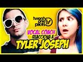 TWENTY ONE PILOTS - TYLER JOSEPH | VOCAL COACH REACCIONA | Gret Rocha