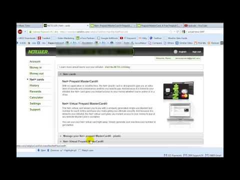 Neteller eWallet Manage Your Money Online For Free