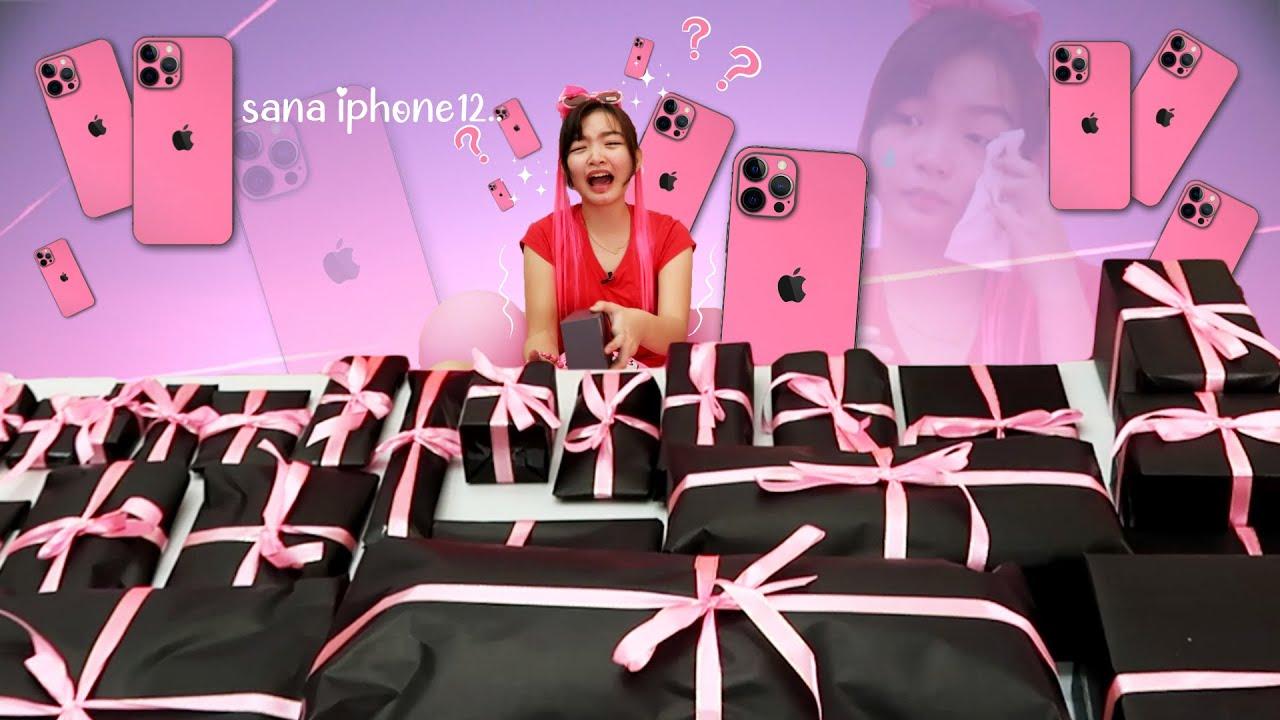 MYSTERY PINK BIRTHDAY GIFTS PRANK TO ALEXA'S 15TH BIRTHDAY | PART6 PINK NA IIYAK AKO | Aurea & Alexa