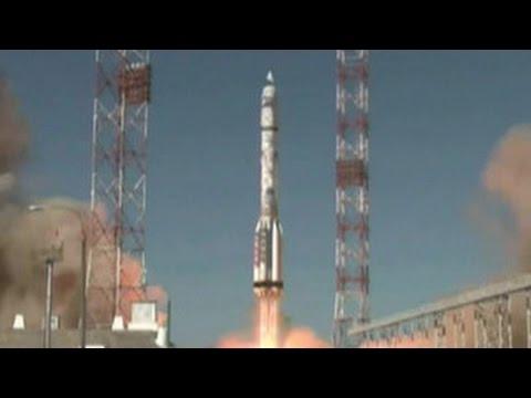 """""""Протон"""" выполнил свою миссию: британский спутник достиг геостационарной орбиты"""
