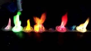 Flame Test 07