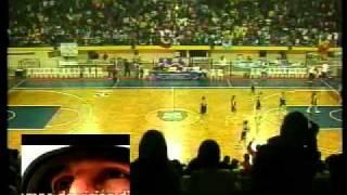 Final Suramericano Sub 17 de Baloncesto Femenino Sub 17 -  Pasto 2011 - Parte 1