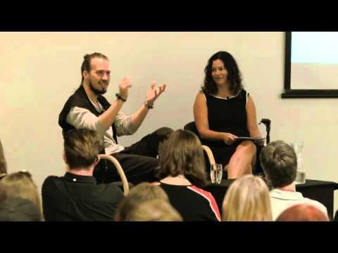 Stefan Siegel  speaks with Carolyn Enting