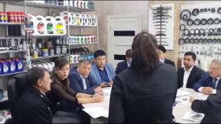 Знакомство с предприятием ТОО ''Гидро - Сервис KZ''