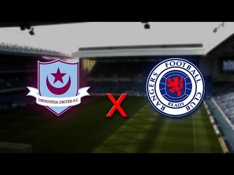 Drogheda United F.C. - Rangers | Second friendly match
