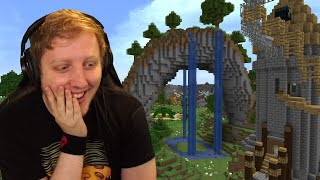 Reacting to my OLD Minecraft Videos (1 MIL SPECIAL)